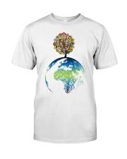 Mandala tree Classic T-Shirt thumbnail