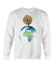 Mandala tree Crewneck Sweatshirt thumbnail