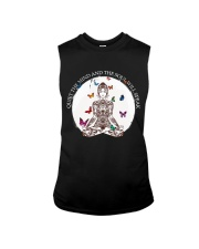 Quiet the mind Sleeveless Tee thumbnail