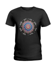 Trust joy love create hope Ladies T-Shirt front