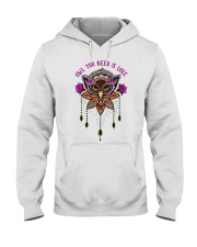Owl you need is love Hooded Sweatshirt thumbnail