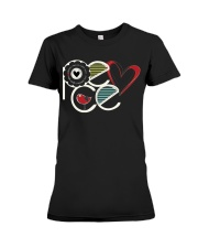 Peace Premium Fit Ladies Tee thumbnail