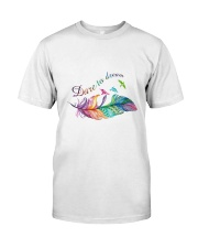Dare to dream Classic T-Shirt thumbnail
