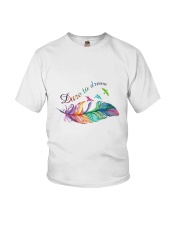 Dare to dream Youth T-Shirt thumbnail