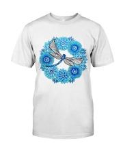 Mandala Dragonfly Classic T-Shirt thumbnail