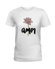 Amor Ladies T-Shirt front