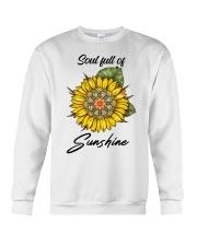 Soul full of sunshine Crewneck Sweatshirt thumbnail