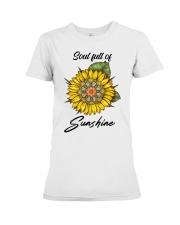 Soul full of sunshine Premium Fit Ladies Tee thumbnail