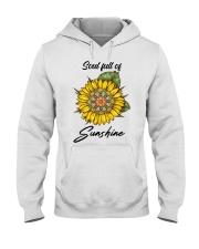 Soul full of sunshine Hooded Sweatshirt thumbnail