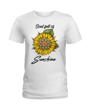 Soul full of sunshine Ladies T-Shirt front