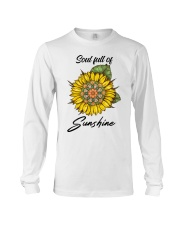 Soul full of sunshine Long Sleeve Tee thumbnail