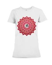 Om Mandala Premium Fit Ladies Tee thumbnail