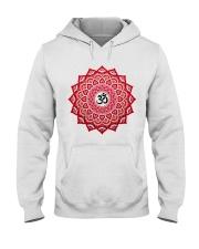 Om Mandala Hooded Sweatshirt thumbnail