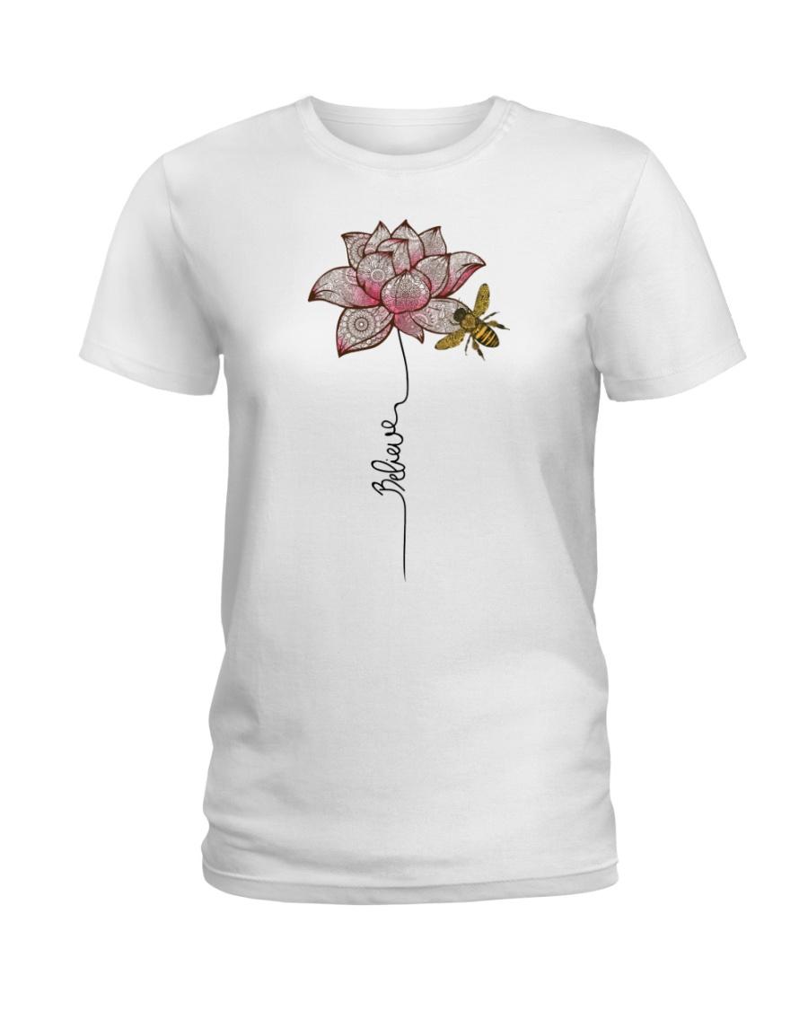 Believe Ladies T-Shirt