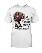 She's a wildflower Classic T-Shirt thumbnail