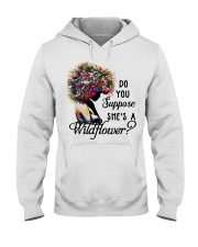 She's a wildflower Hooded Sweatshirt thumbnail