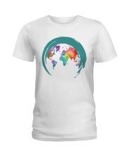 Mandala Ladies T-Shirt tile