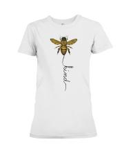 Bee kind Premium Fit Ladies Tee thumbnail
