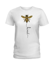 Bee kind Ladies T-Shirt front