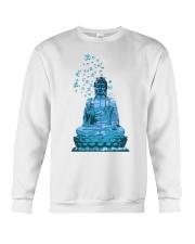 Buddha Crewneck Sweatshirt thumbnail