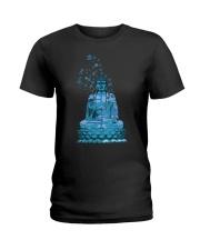 Buddha Ladies T-Shirt front