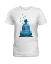 Buddha Ladies T-Shirt tile