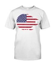 America Millennium Falcon shirt Premium Fit Mens Tee thumbnail