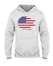 America Millennium Falcon shirt Hooded Sweatshirt thumbnail