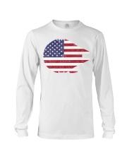 America Millennium Falcon shirt Long Sleeve Tee thumbnail