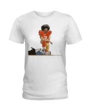 Colin Kaepernick i can't breathe shirt Ladies T-Shirt thumbnail