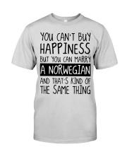 Happiness - norwegian Premium Fit Mens Tee thumbnail