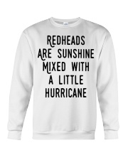 Readheads are sunhine Crewneck Sweatshirt thumbnail