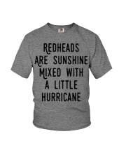 Readheads are sunhine Youth T-Shirt thumbnail