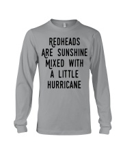 Readheads are sunhine Long Sleeve Tee thumbnail