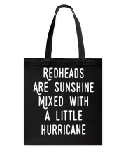 Readheads are sunhine Tote Bag thumbnail