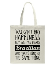 Happiness - Brazilian Tote Bag thumbnail
