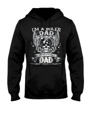 Im A Biker Dad Like A Normal Dad Just Much Cooler  Hooded Sweatshirt thumbnail