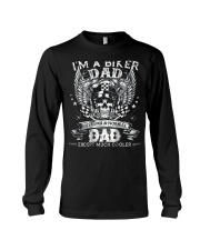 Im A Biker Dad Like A Normal Dad Just Much Cooler  Long Sleeve Tee thumbnail