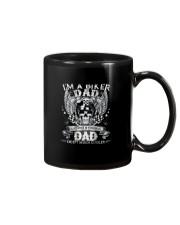 Im A Biker Dad Like A Normal Dad Just Much Cooler  Mug thumbnail