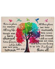 There Are Places I Remember 36x24 Poster front