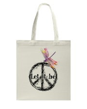 Let It Be Tote Bag thumbnail