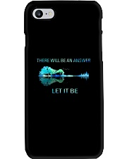 There Will Be An Answer Phone Case thumbnail