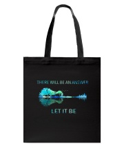 There Will Be An Answer Tote Bag thumbnail
