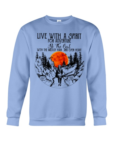 Live With A Spirit