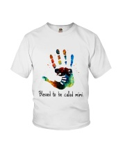 Blessed To Be Called Mimi Youth T-Shirt thumbnail