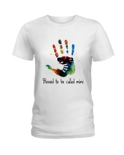 Blessed To Be Called Mimi Ladies T-Shirt thumbnail