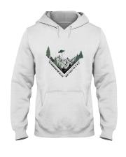 I Must Go Hooded Sweatshirt thumbnail