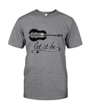 Let It Be Music Classic T-Shirt front