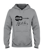 Let It Be Music Hooded Sweatshirt tile