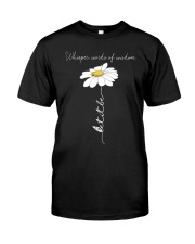 Whisper Words Of Wisdom 3 Classic T-Shirt front